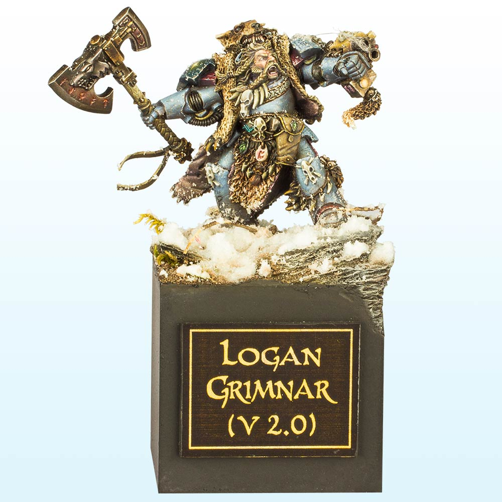 Warhammer 40,000 Single Miniature: Bronze – 2013