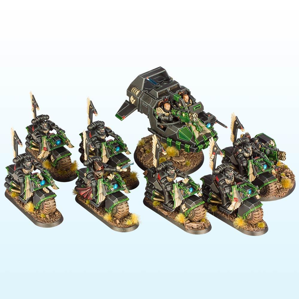 Warhammer 40,000 Unit: Bronze – 2013