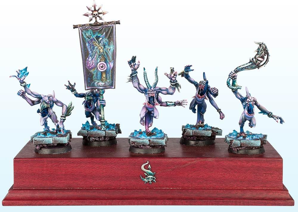 Warhammer 40,000 Unit: Bronze – 2014