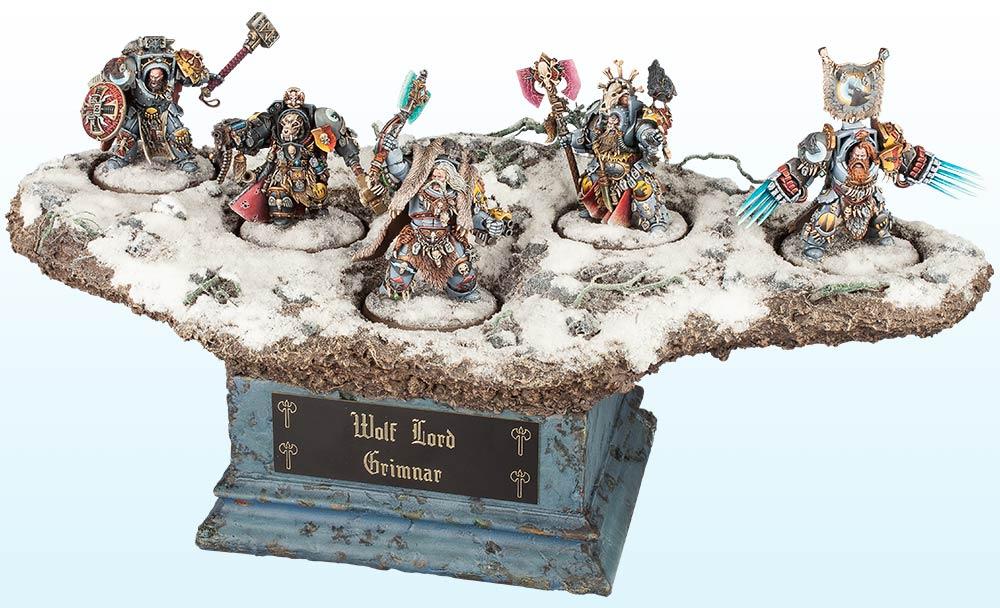 Warhammer 40,000 Unit: Silver – 2014