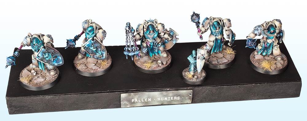 Warhammer 40,000 Unit: Bronze – 2016