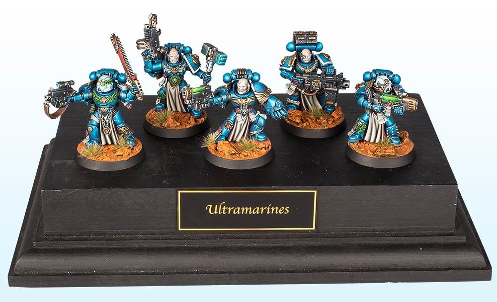 Warhammer 40,000 Unit: Silver – 2016