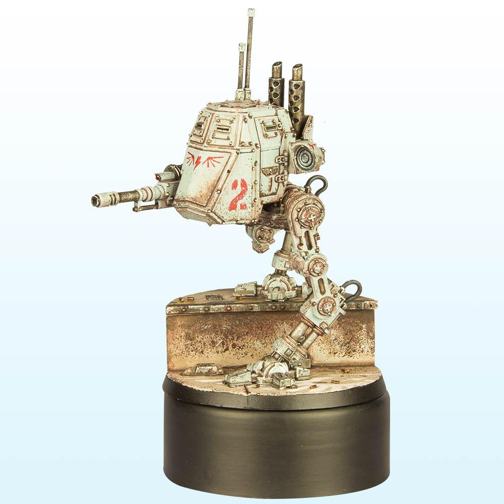 Warhammer 40,000 Vehicle: Bronze – 2013