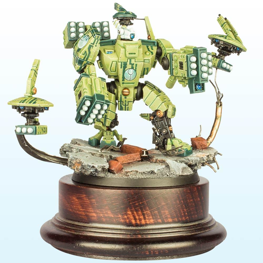 Warhammer 40,000 Large Model: Bronze – 2013
