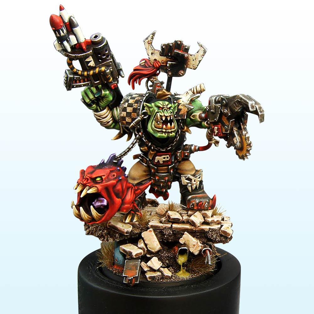 Warhammer 40,000 Large Model: Bronze – 2014