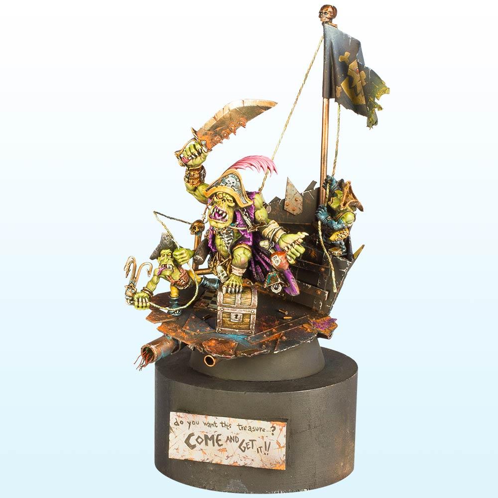 Warhammer 40,000 Large Model: Silver – 2013