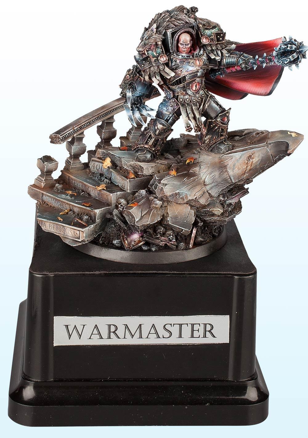 Warhammer 40,000 Large Model: Silver – 2014