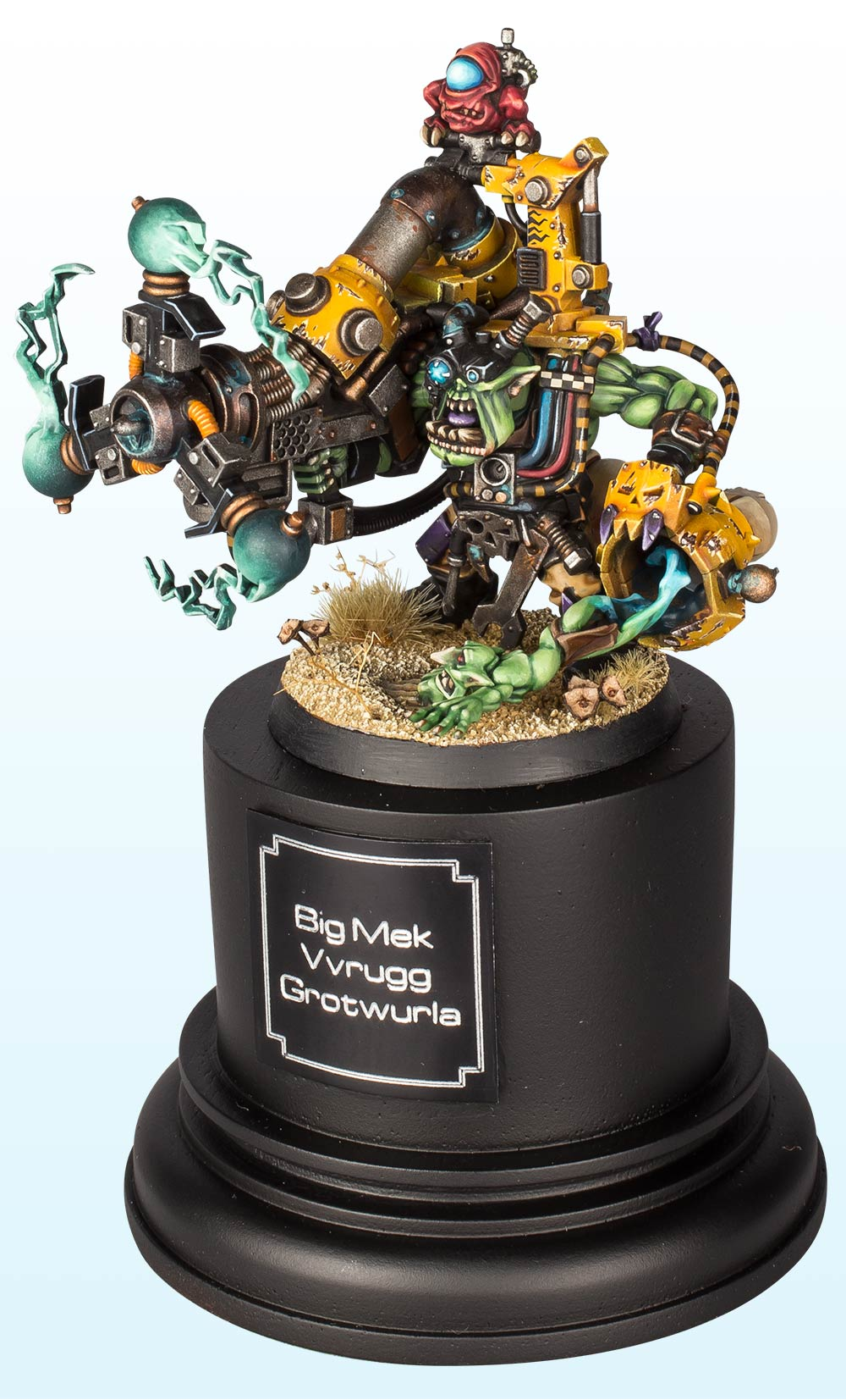 Warhammer 40,000 Large Model: Bronze – 2016
