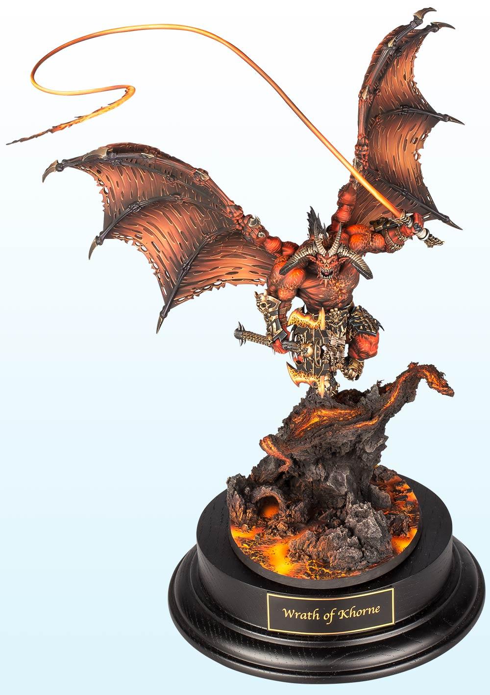 Warhammer 40,000 Large Model: Gold – 2016