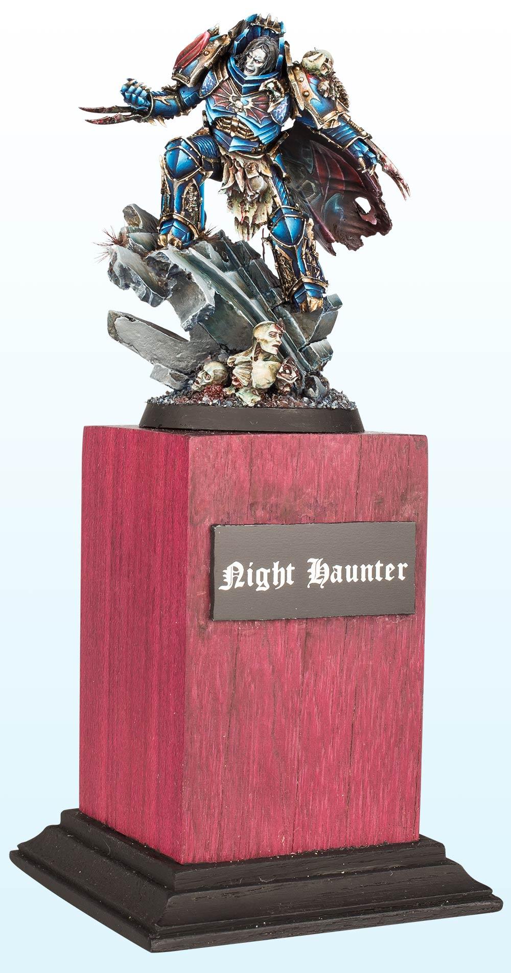 Warhammer 40,000 Large Model: Silver – 2016