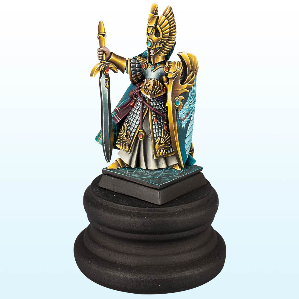 Warhammer Single Miniature: Bronze – 2014