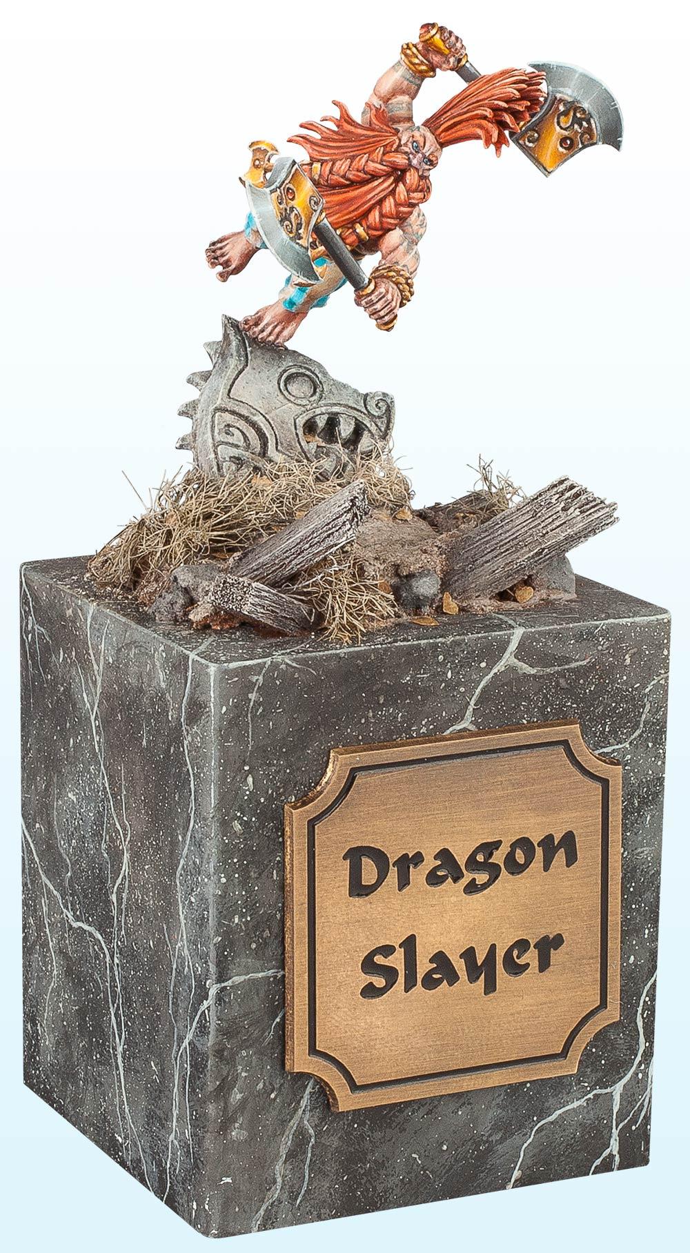 Warhammer Single Miniature: Silver – 2014