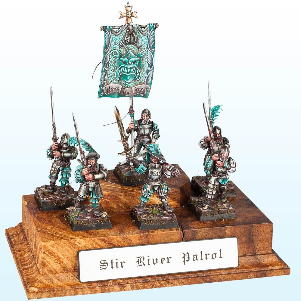 Warhammer Unit: Silver – 2014