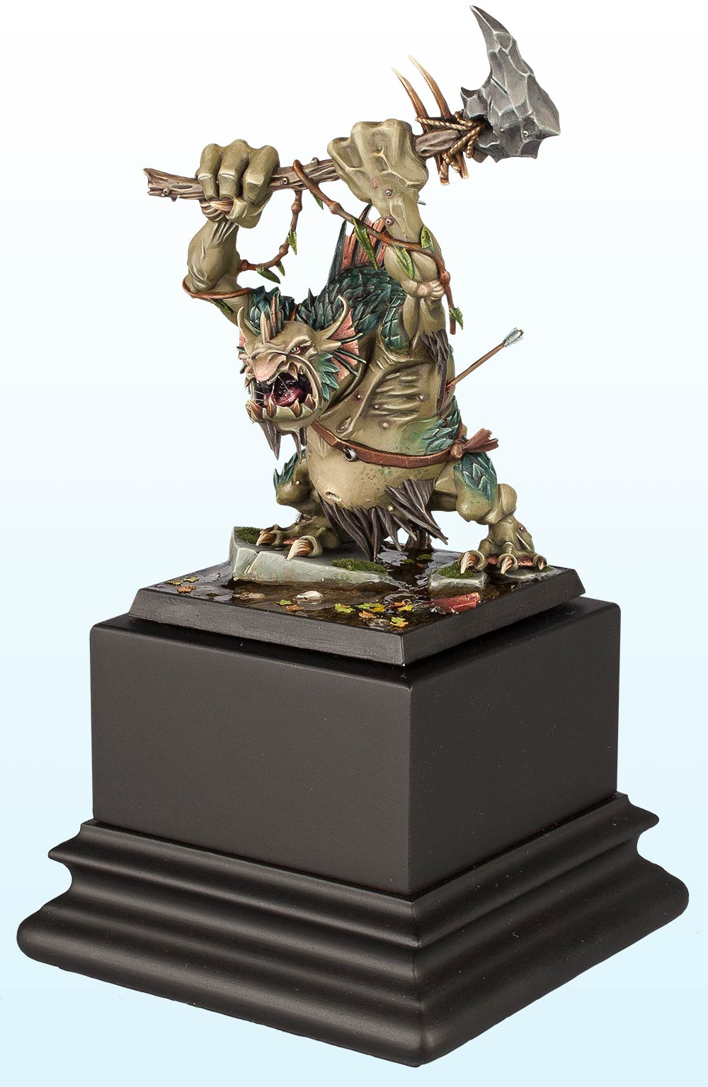 Warhammer Large Model: Bronze – 2014