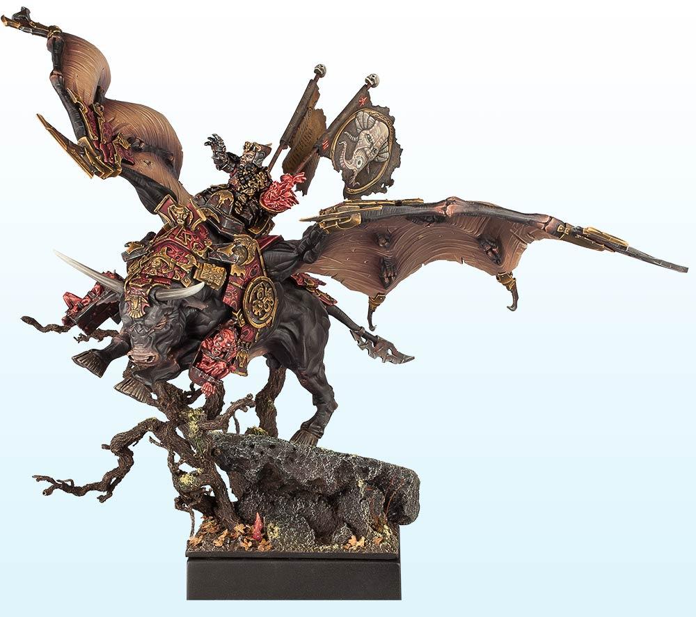 Warhammer Large Model: Silver – 2014