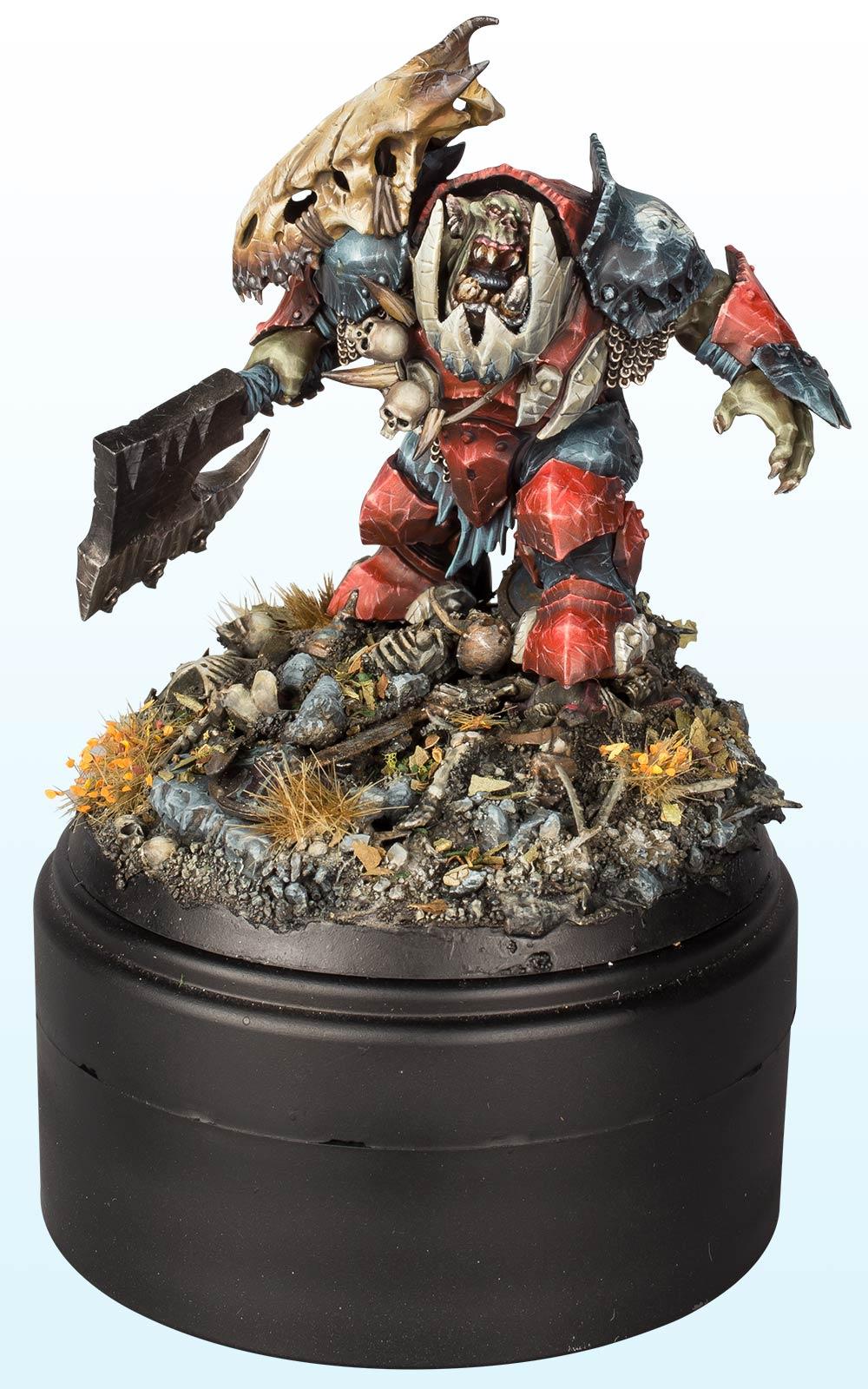 Warhammer Age of Sigmar Large Model : Bronze – 2016