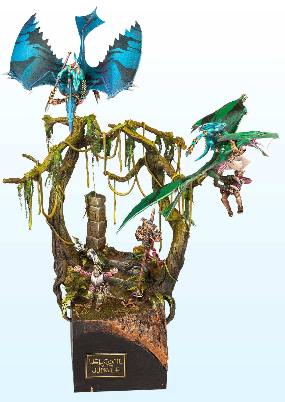 Diorama: Bronze – 2014