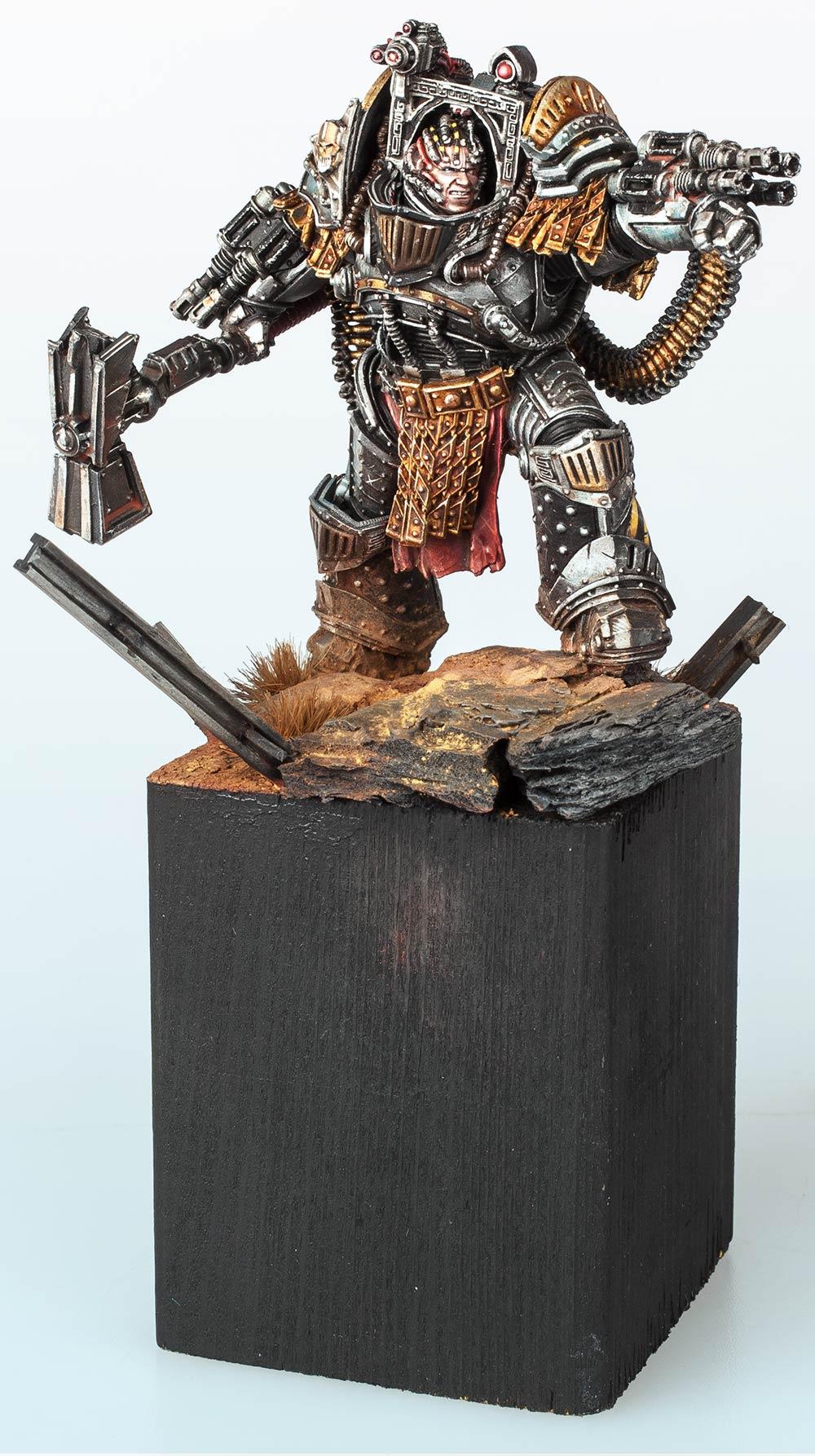 Single Miniature: Bronze – The Horus Heresy 2016