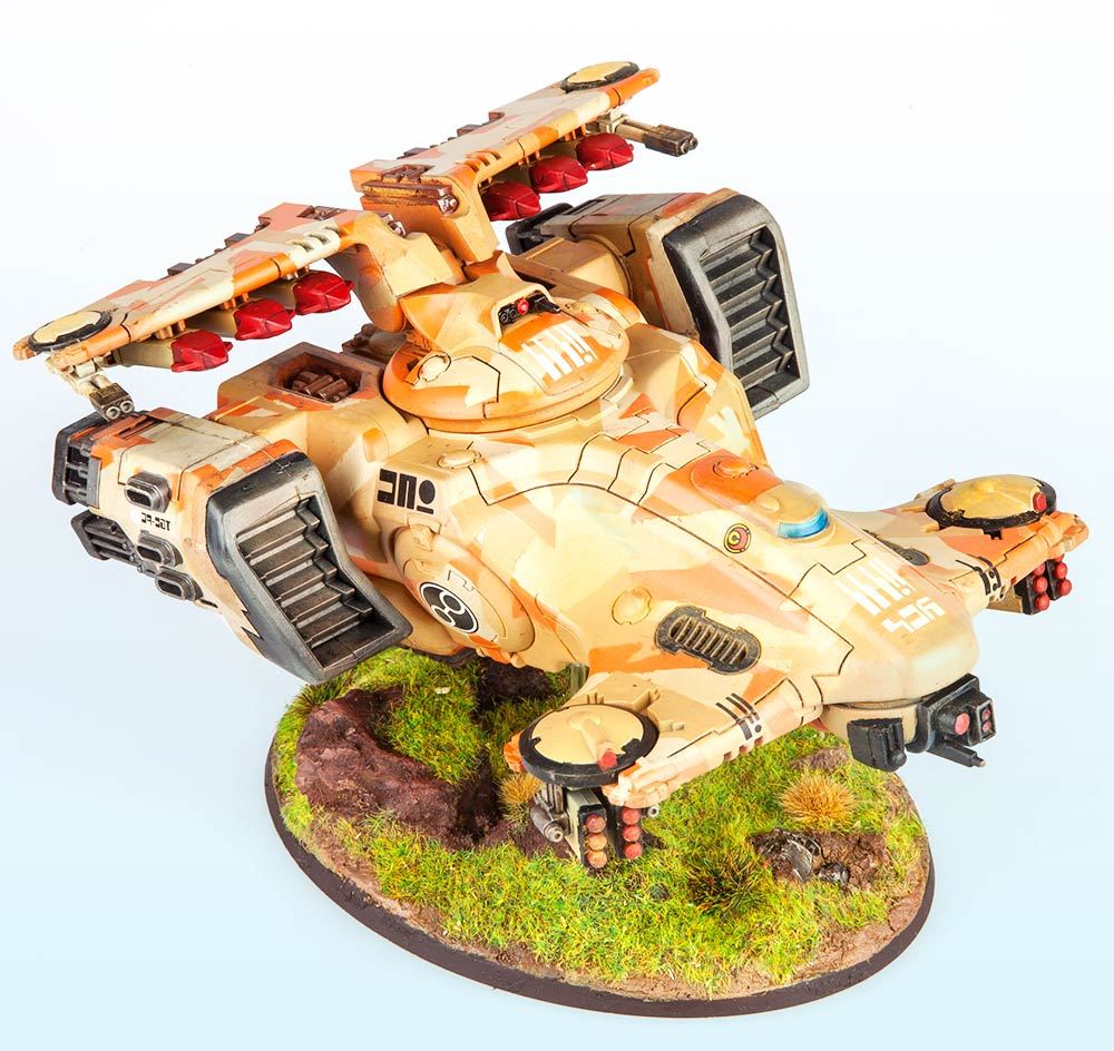 Young Bloods – Warhammer 40,000 Tanks 2015
