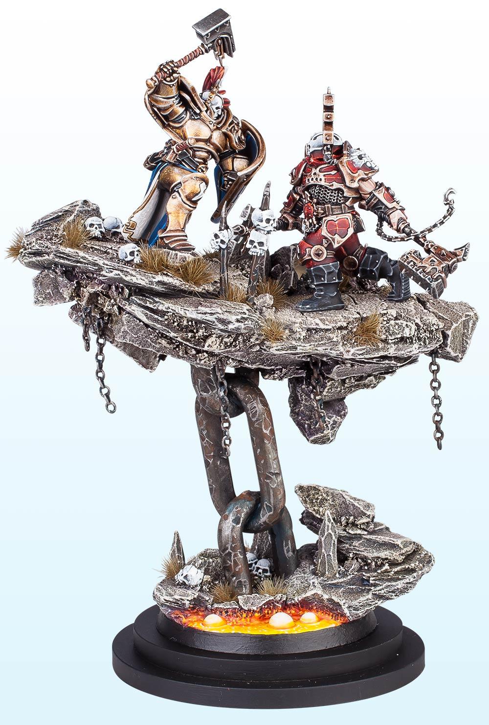 Duel: Silver – Warhammer Age of Sigmar 2016