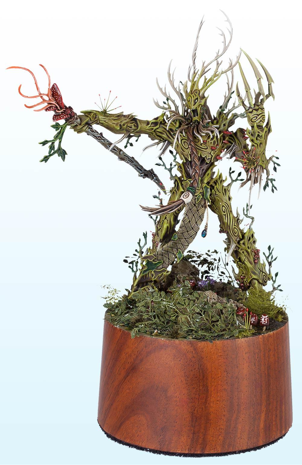 Large Model: Bronze – Warhammer Age of Sigmar 2016