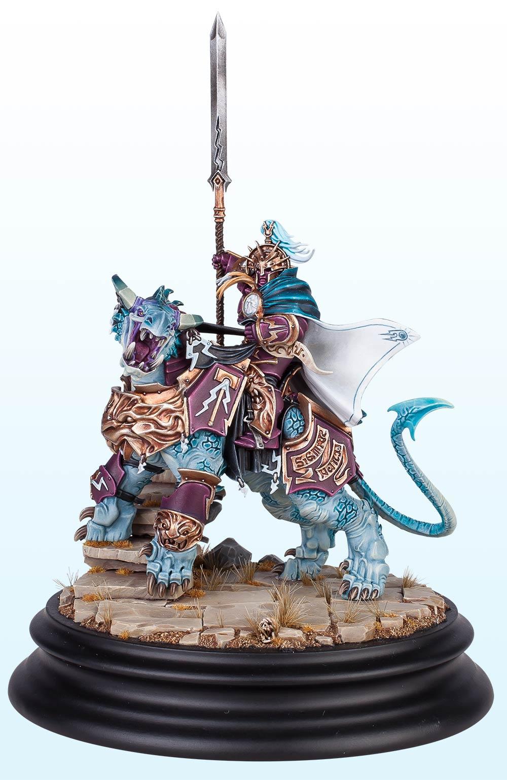Large Model: Gold – Warhammer Age of Sigmar 2016