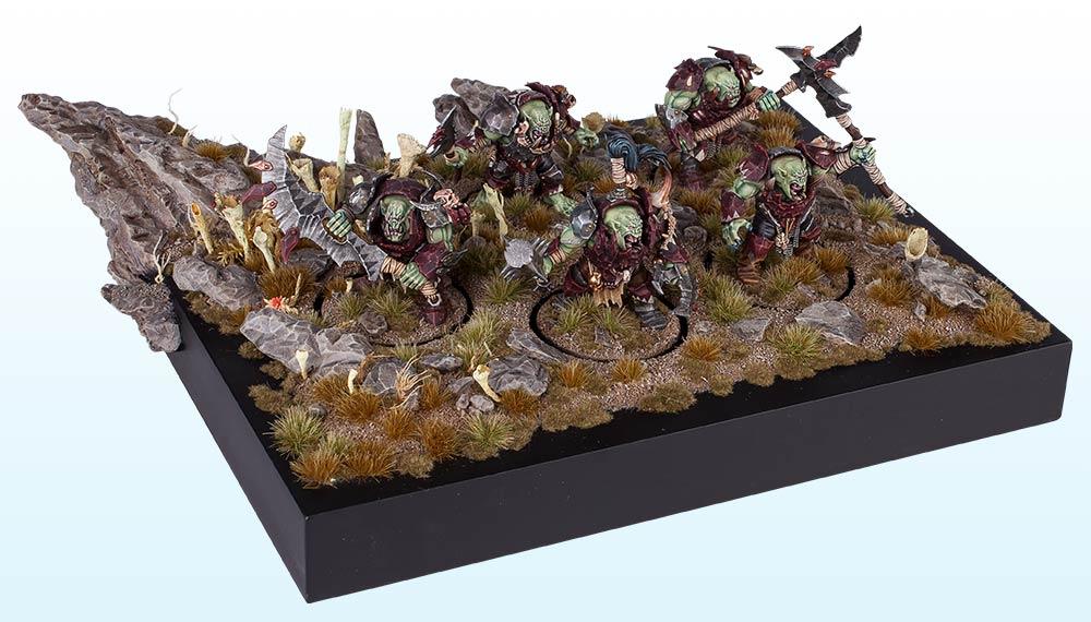 Unit: Gold – Warhammer Age of Sigmar 2016